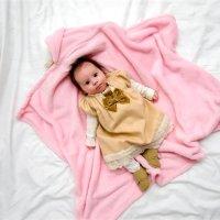 天冷別讓寶寶這樣睡,小心TA生病!