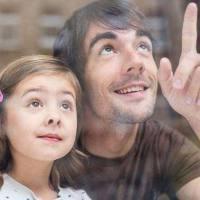 爸爸这几个方面更容易遗传给女儿,你家女儿遗传到了吗?