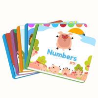 宝宝地带绘本+《贝壳学堂启蒙英语绘本宝盒》发布试读