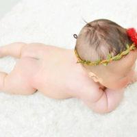 新生兒有點咳嗽怎麽辦?試試這樣做,讓寶寶更快恢複