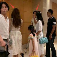 林志玲夫妻住酒店被偶遇,日本老公蜜月期受伤全程拄着拐杖